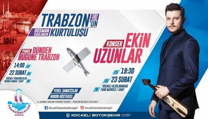 Trabzon'un Kurtuluşu Coşku ile Kutlanacak
