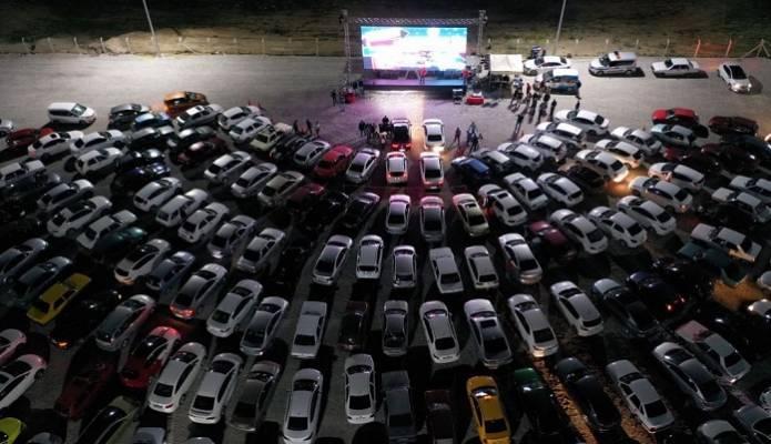 İzmitliler Nostaljik Arabalı Sinema etkinliğinde buluşacak