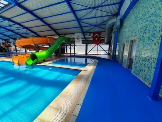 Gölcük Belediyesi Kapalı Yüzme Havuzu Temmuz'da Açılıyor