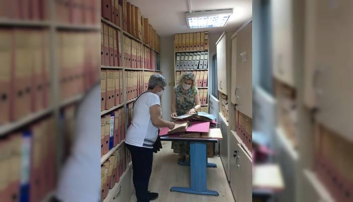 Bulgaristan göçmenlerine evrak desteği
