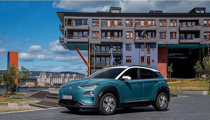 Hyundai KONA Electric Satışları Yüz Bini Aştı