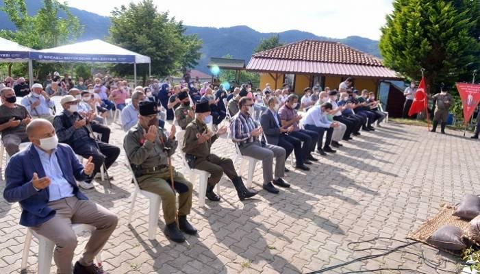 Servetiye Cephesi Şehitleri dualarla anıldı