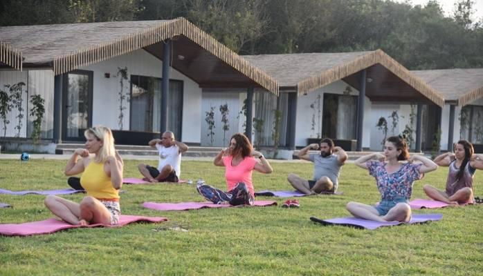 İzmit Belediyesi Sarısu Gençlik Kampı açılıyor