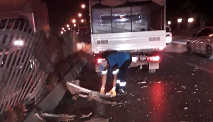 İzmit'te trafik kazalarına anında müdahale