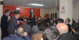CHP, ilçe örgütlerinde seçim çalışmalarını sıkı tutuyor