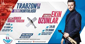 Trabzon#039;un Kurtuluşu Coşku ile...