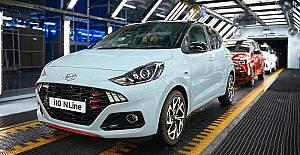 Hyundai Assan Yeni i10 N Lineın...