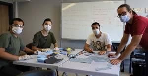 Mühendis adayları TEKNOFESTe hazırlanıyor